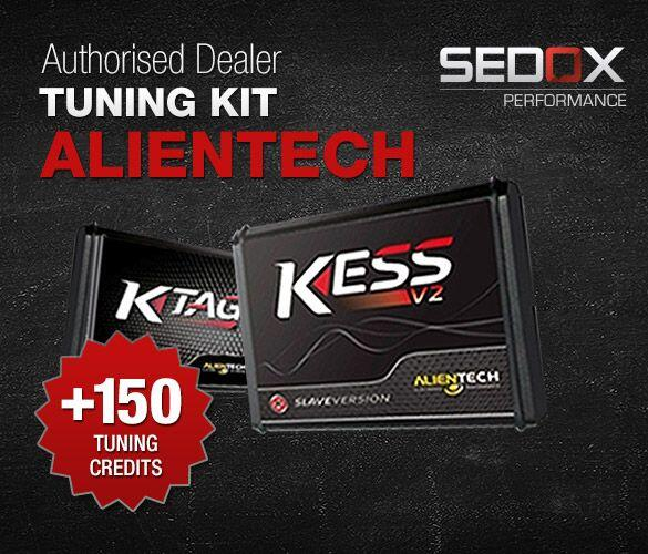 Sedox Performance Tuning Kit Alientech