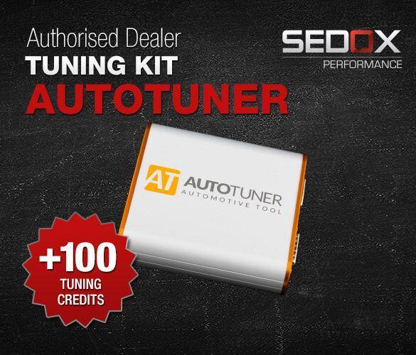Sedox Performance Tuning Kit Autotuner Tool