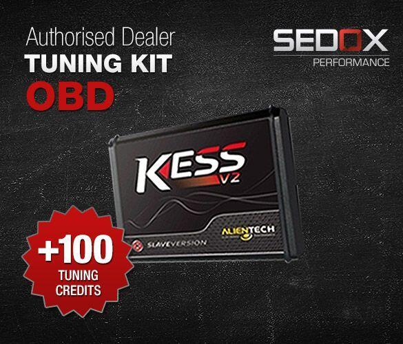 Sedox Performance Tuning Kit Alientech KESSv2