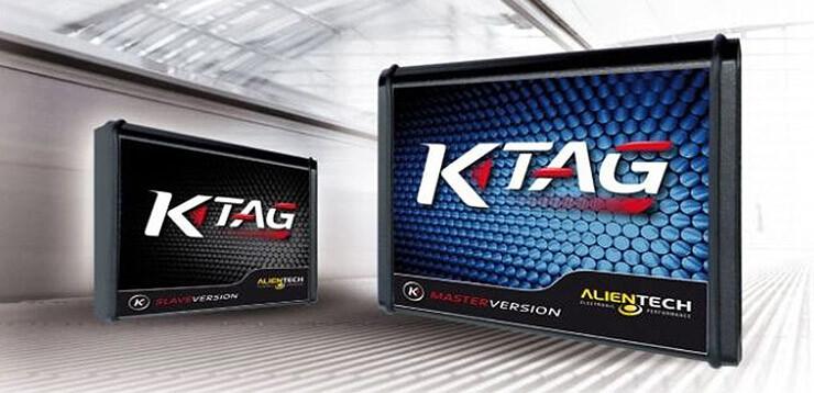 K-TAG - Universal ECU Interface