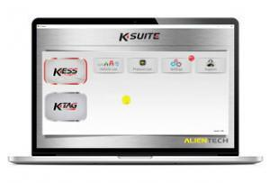 Ksuite Software for KESS and K-TAG