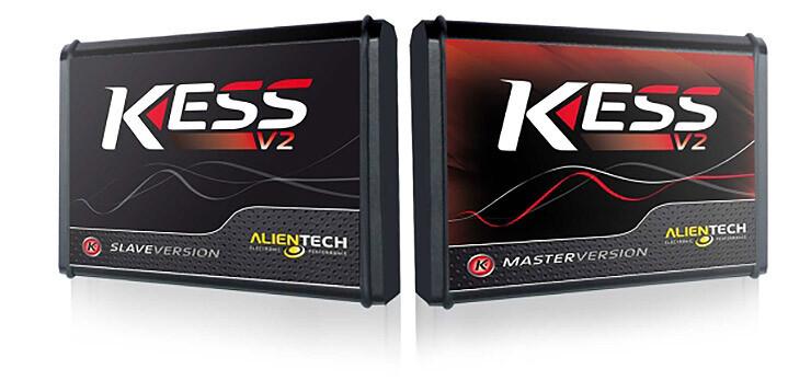 Alientech KessV2 OBD Chiptuning tool